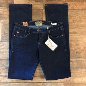 NWT Dear John Playback Bootcut Jeans Size 28